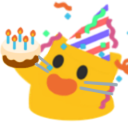 meow birthday blob cats