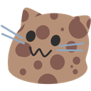 meow cookie blob cats