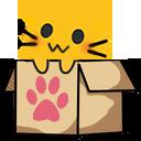 meow box blob cats