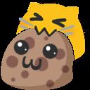 meow cookienom blob cats