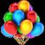balloons random
