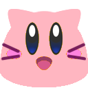 meow kirby blob cats