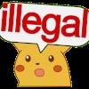 pika illegal random