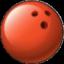bowling ball random