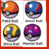 group o pokeballs random