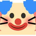 meow clown blob cats