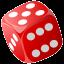 dice random