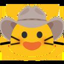 meow cowboysmile blob cats