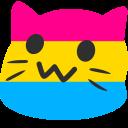 meow pan blob cats