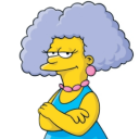 selma simpsons random