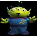 toystory alien random