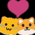 meow catdoggocouple random
