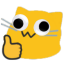 meow googlythumbsup random