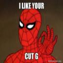 i like that cut g random