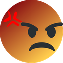 very angry random