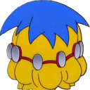 milhouse headshake random