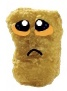chicken nugget sad random