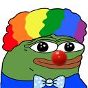 pepe clown random