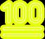 100 neon random