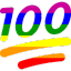100 pride random