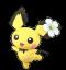 pichu flower random