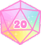 20 crystal random