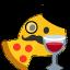 fancy pizza random