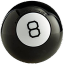 8 ball random