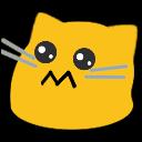 meow pleading blob cats