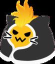 meow comfy punk blob cats