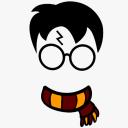 172 1720405 harry potter scarf cartoon random