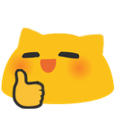 meow melt thumbs up2 blob cats