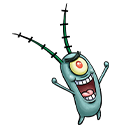 plankton victory random