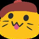 meow beret mlem blob cats