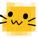 meow glitch blob cats