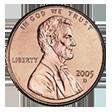 1 cent random