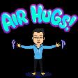 air hug random