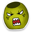 angry olive random