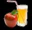 apple juice random