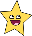 awesome star random