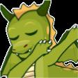 dab dragon random