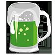 green beer random