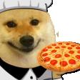 doge pizza random