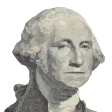 george washington random
