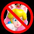 no princess peach random