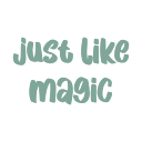 just like magic random