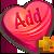 add heart random