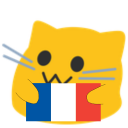 meow france blob cats