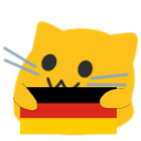 meow germany blob cats