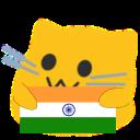 meow india blob cats